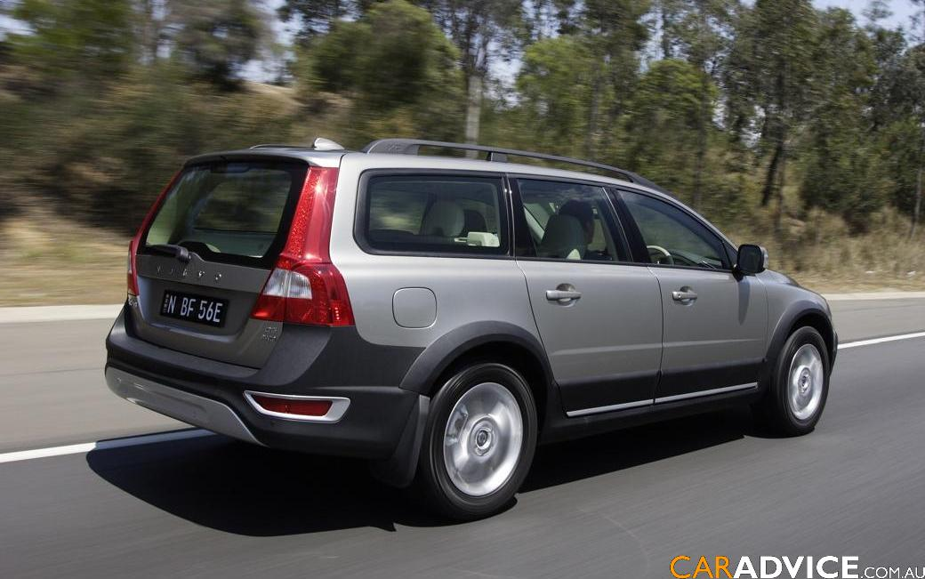 2008 volvo xc70 review caradvice. Black Bedroom Furniture Sets. Home Design Ideas
