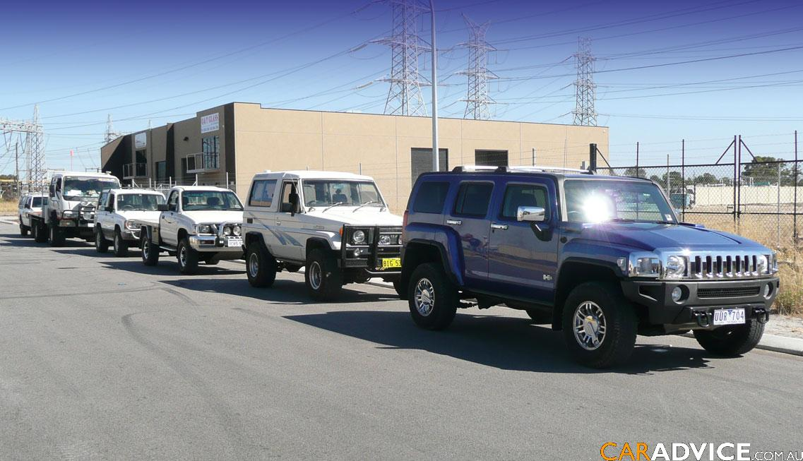 2008 Hummer H3 review  CarAdvice
