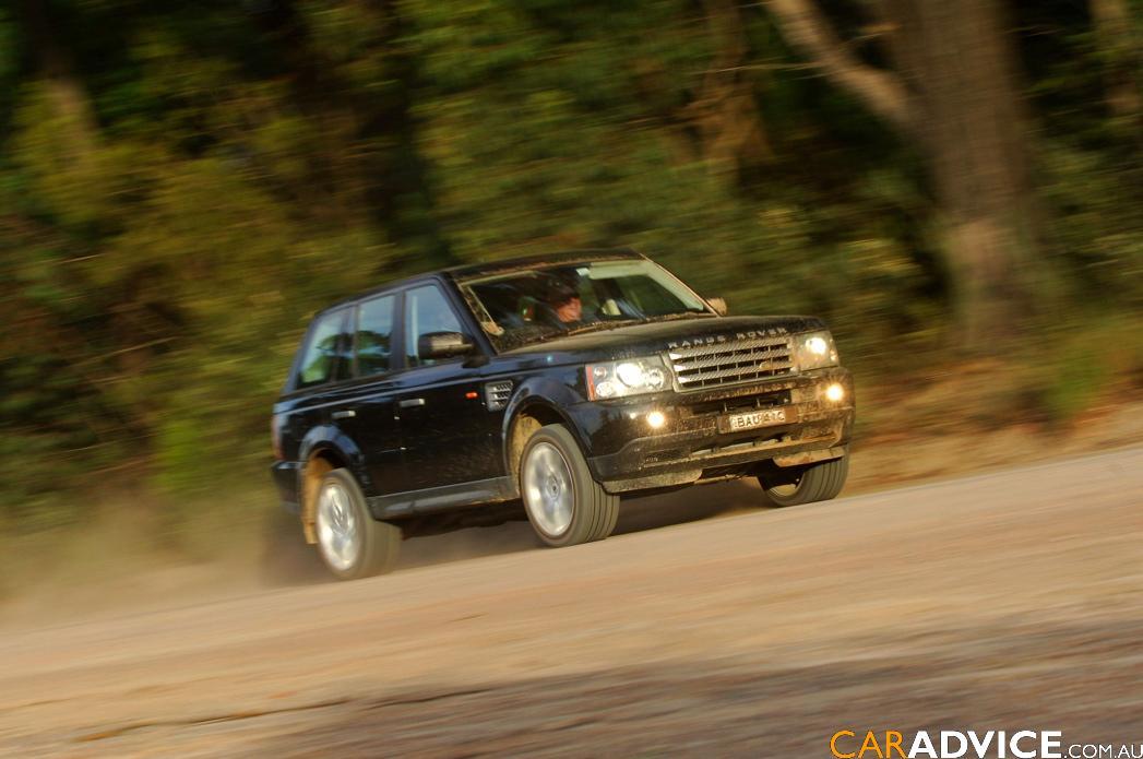 2008 Range Rover Sport Review Tdv8 Caradvice