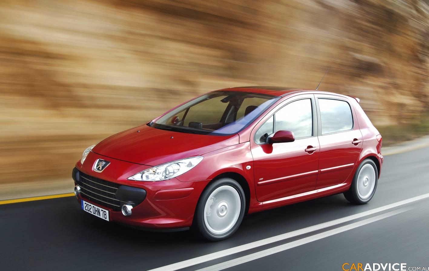 2007 Peugeot : 2007 peugeot 307 review caradvice ~ Gottalentnigeria.com Avis de Voitures