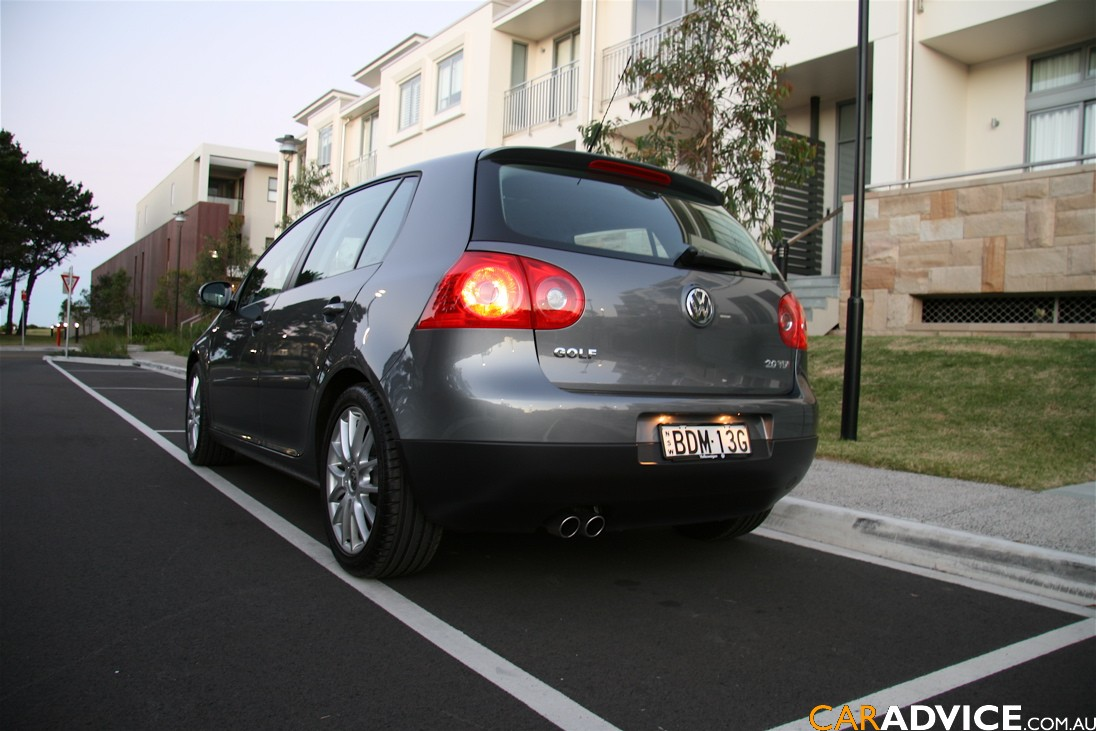 2008 Volkswagen Golf Gt Sport Tsi Vs Tdi Review Photos