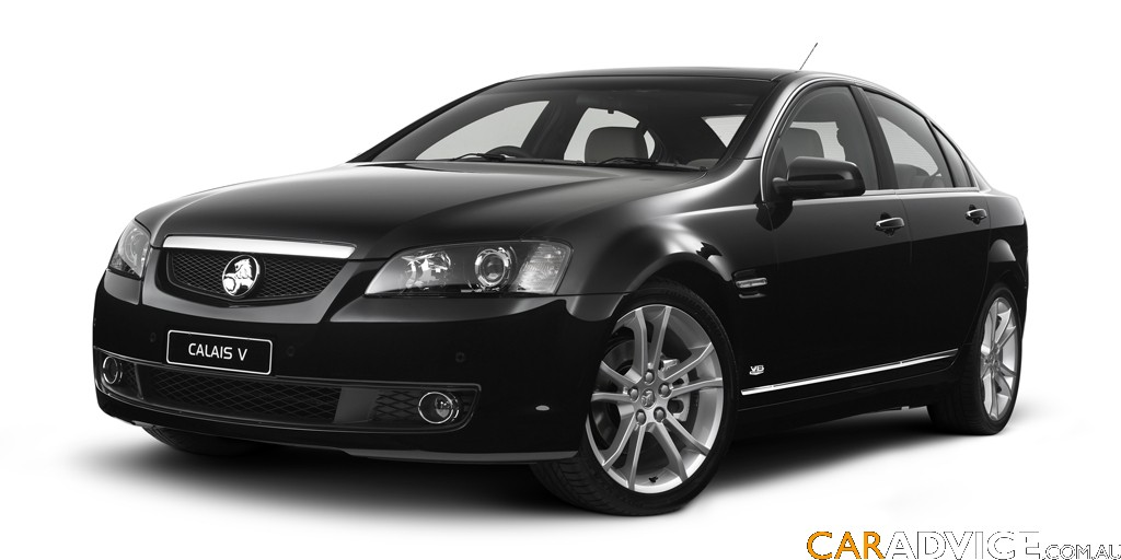 Holden Ve Calais V 60th Anniversary Special Edition