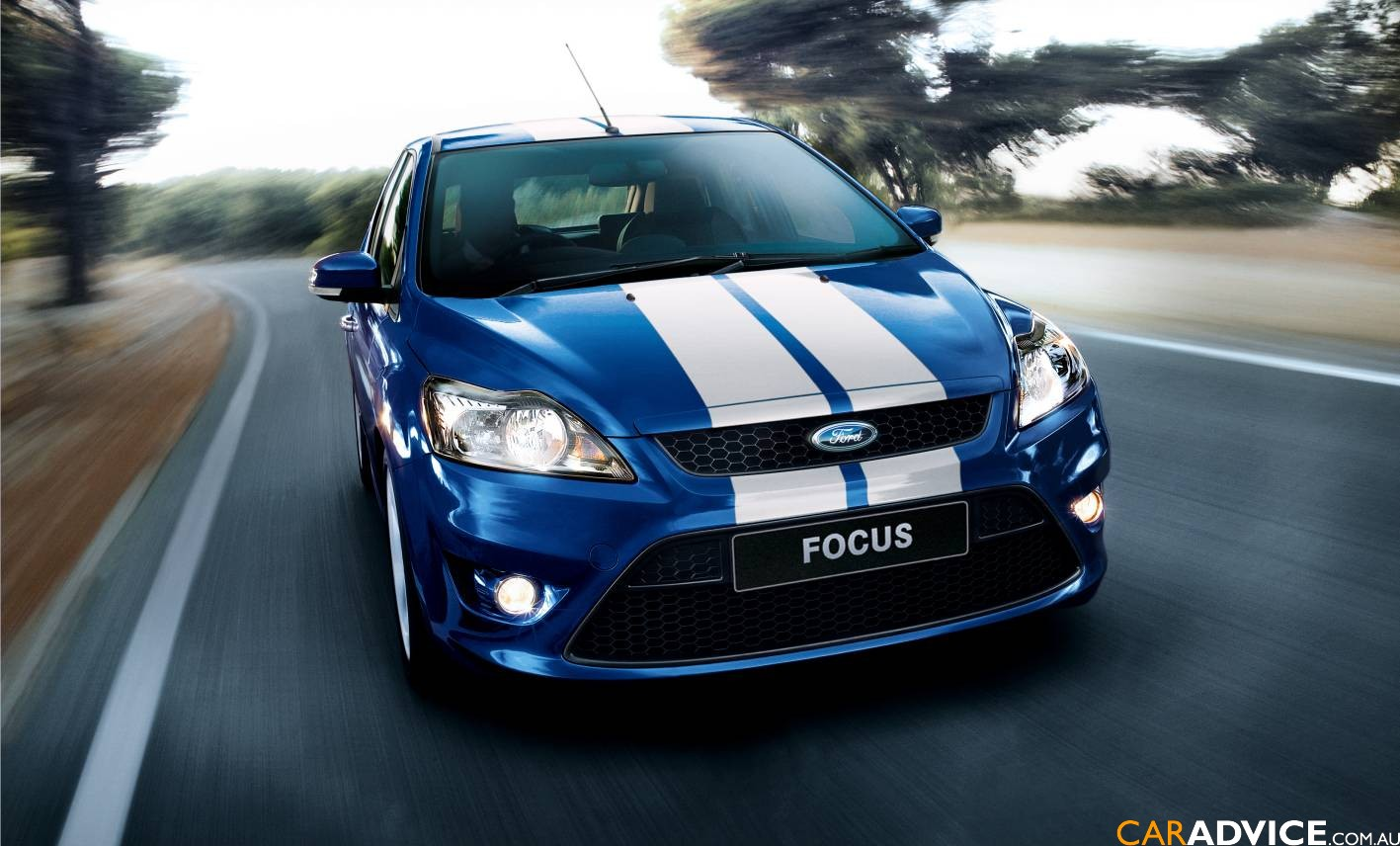 2009 Ford Focus Xr5 Turbo Specs Photos 1 Of 18