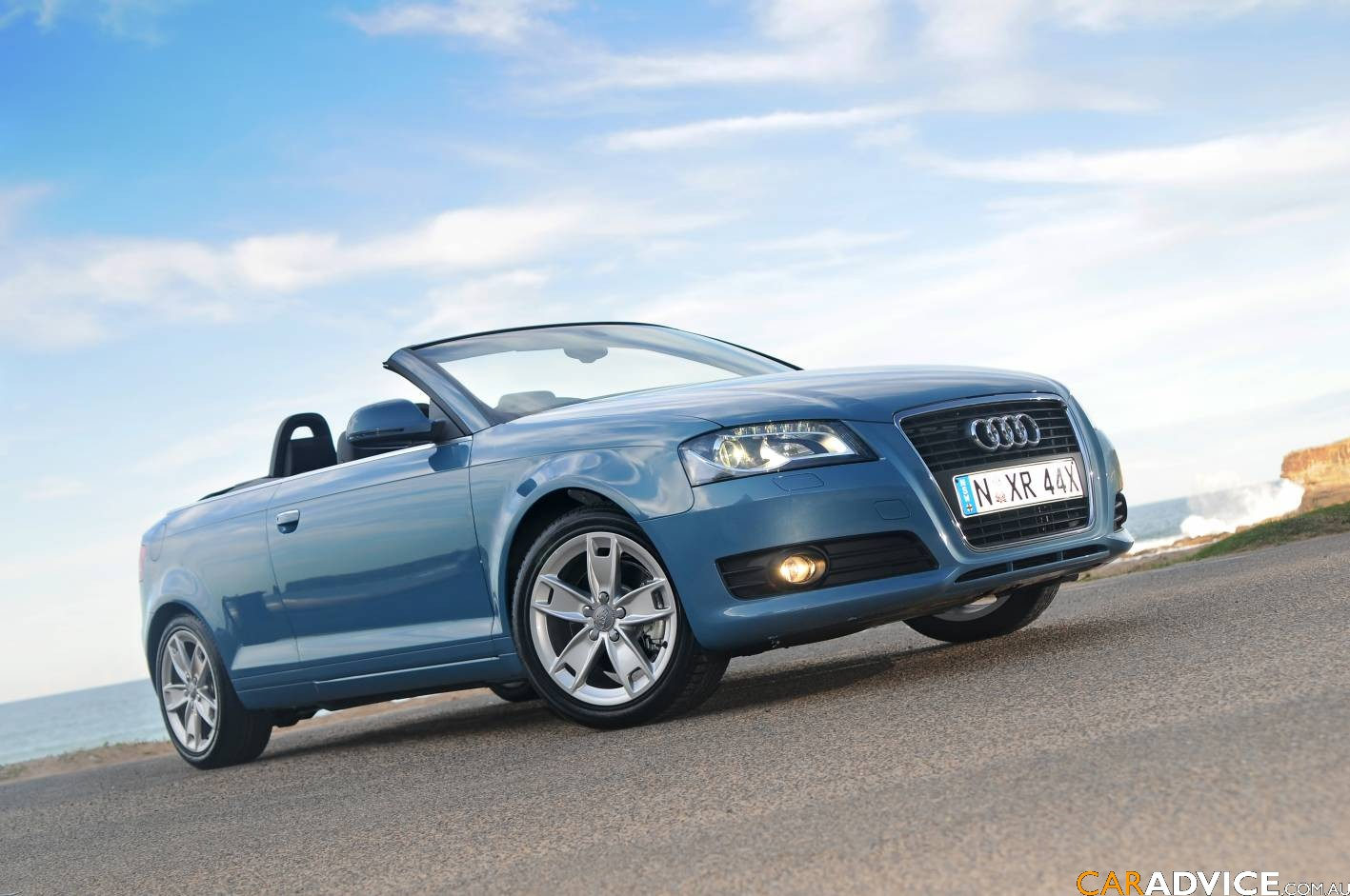 2008 audi a3 cabriolet photos 1 of 10. Black Bedroom Furniture Sets. Home Design Ideas
