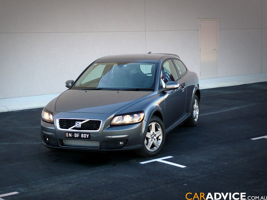 2008 volvo c30 d5 review photos 1 of 25. Black Bedroom Furniture Sets. Home Design Ideas