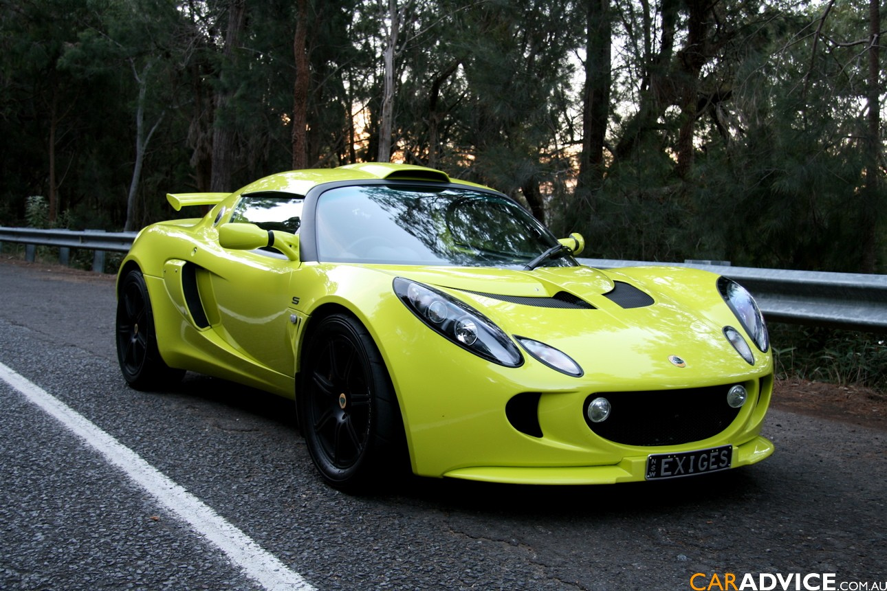 2008 lotus exige s review