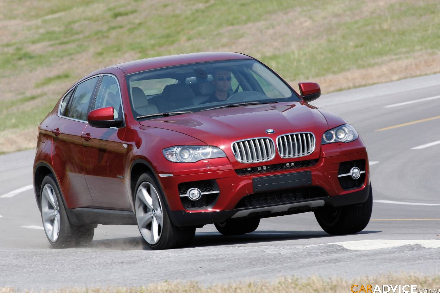 2009 Bmw X6 Xdrive50i V8 Twin Turbo Photos 1 Of 12