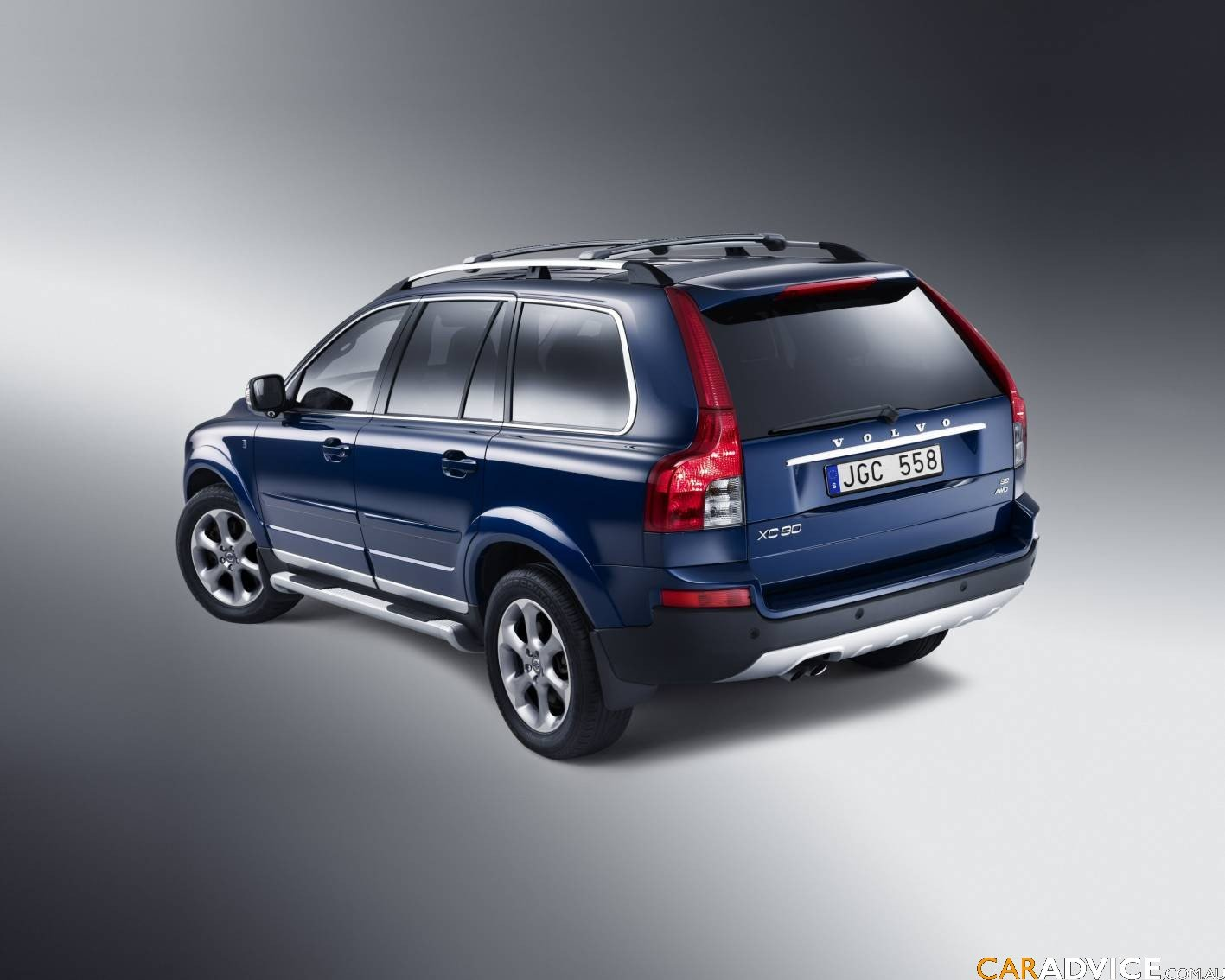 Volvo Ocean Race XC70 and XC90 Limited edition - Photos (1 of 8)