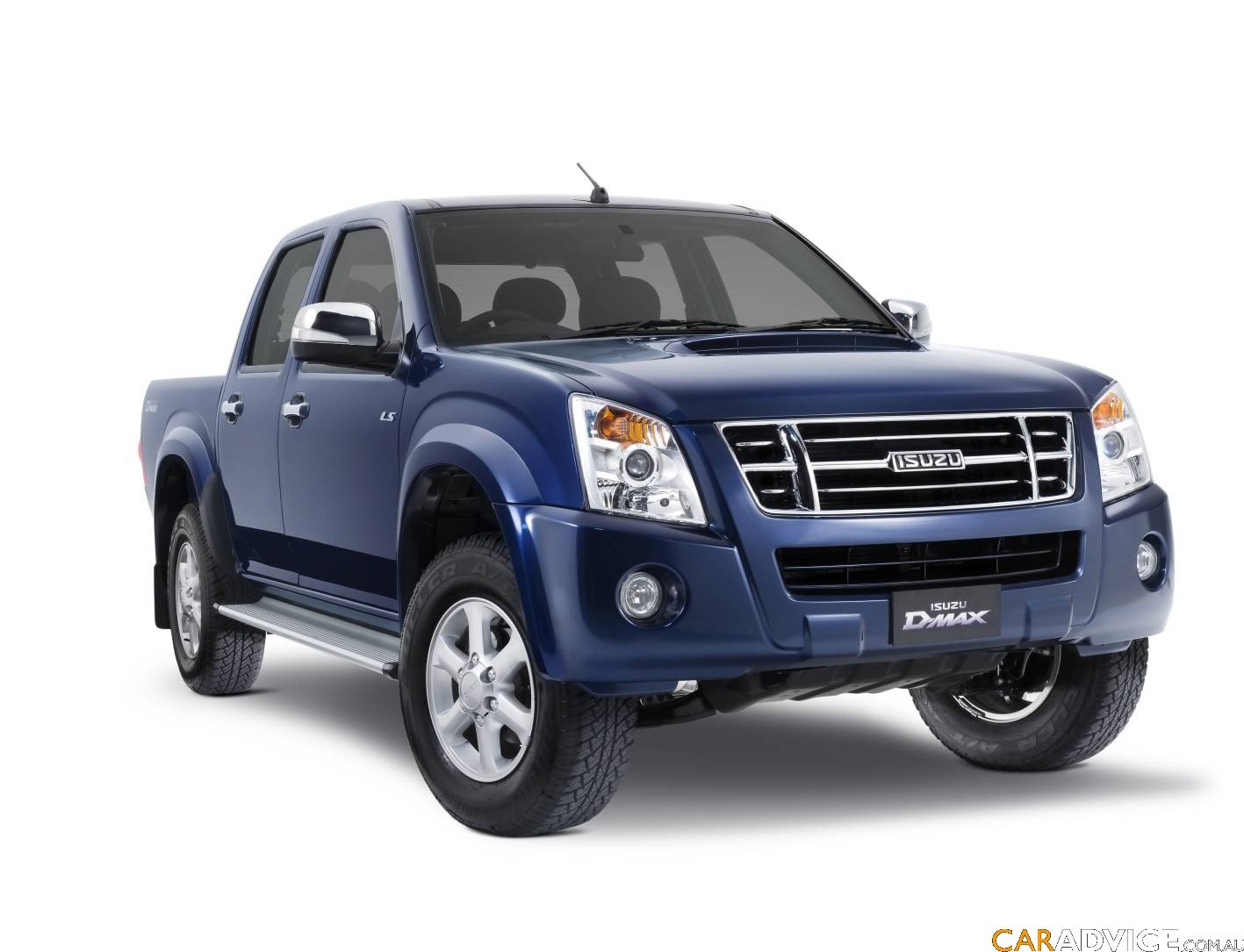 2009 isuzu d max review caradvice. Black Bedroom Furniture Sets. Home Design Ideas