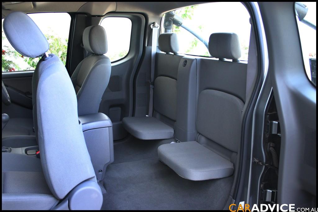 2008 Nissan Navara St X 4x4 King Cab Review Caradvice