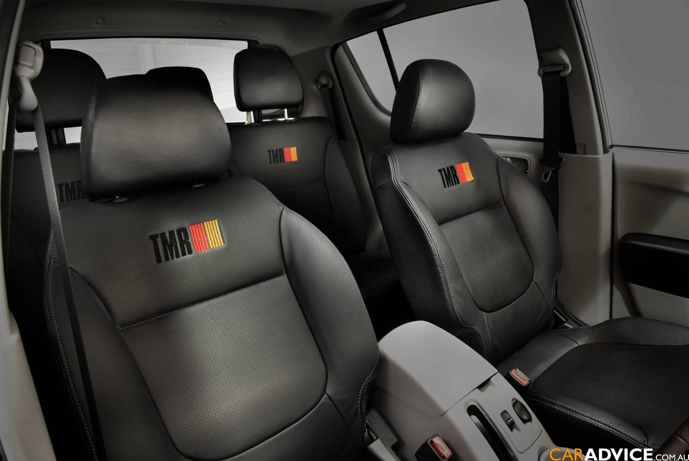 Mitsubishi Tmr Triton Concept Photos 1 Of 10
