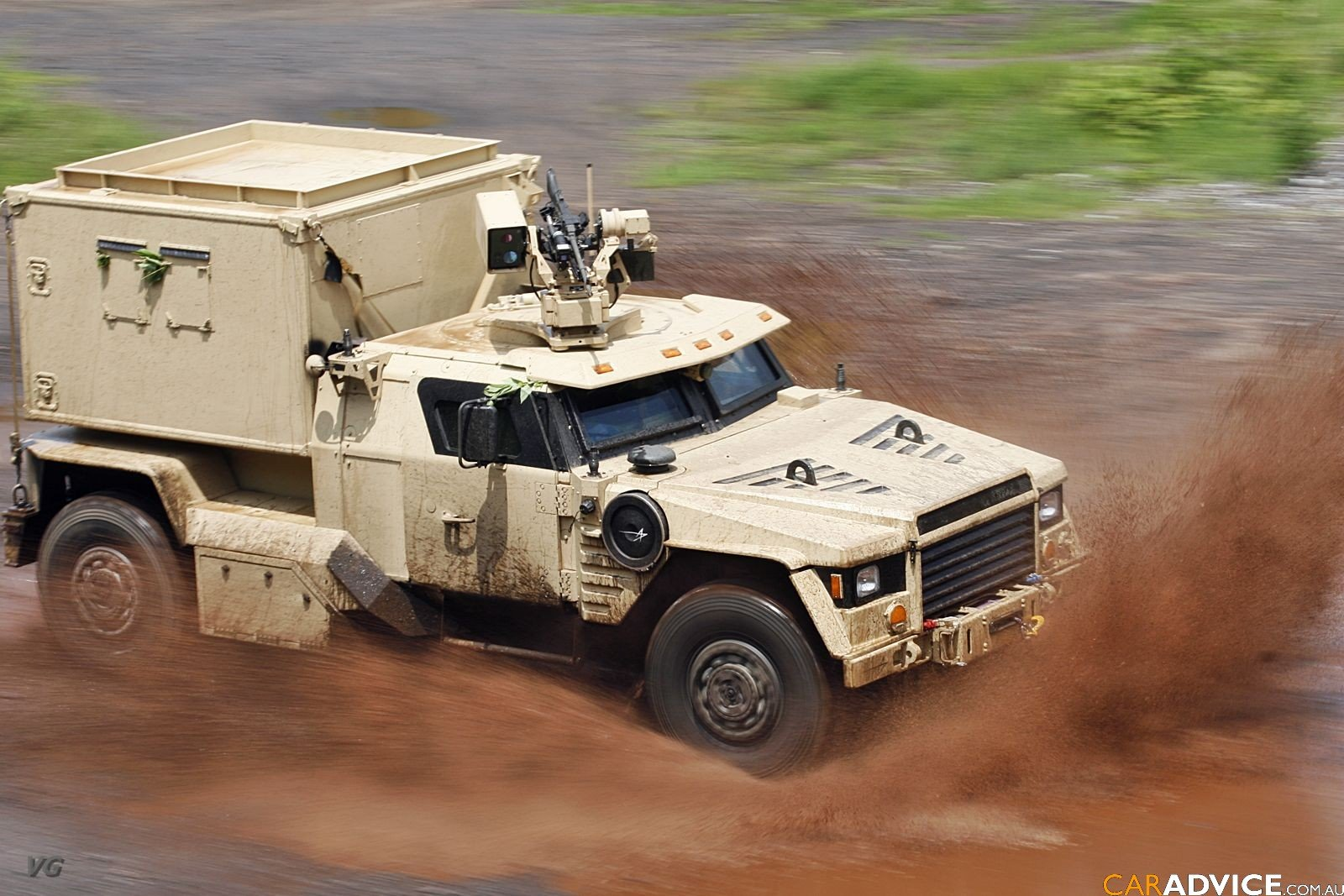 Joint Light Tactical Vehicle (JLTV) - Photos (1 of 16)