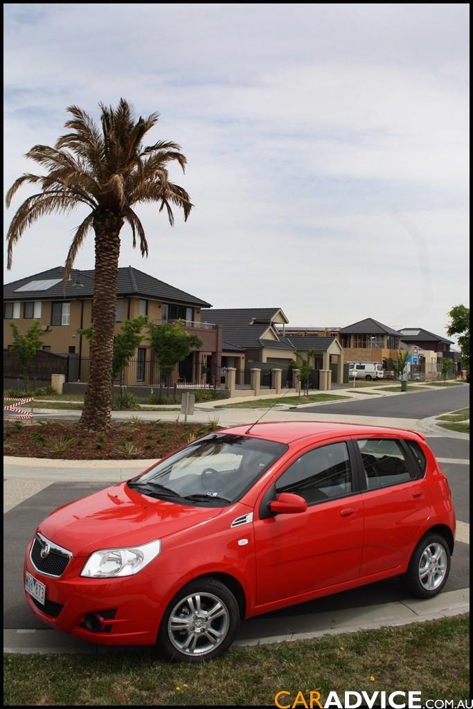 2009 Holden Barina Review Caradvice