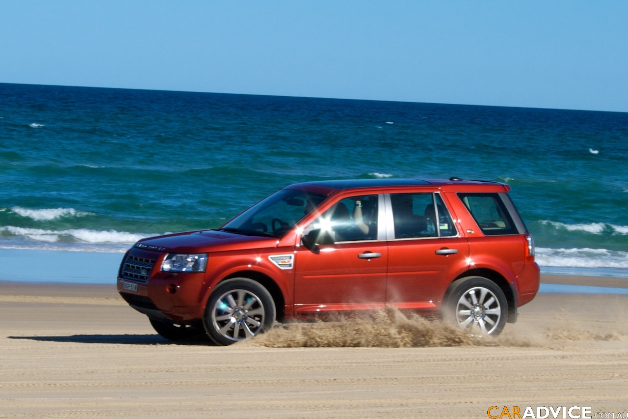 2009 land rover freelander 2 review caradvice. Black Bedroom Furniture Sets. Home Design Ideas