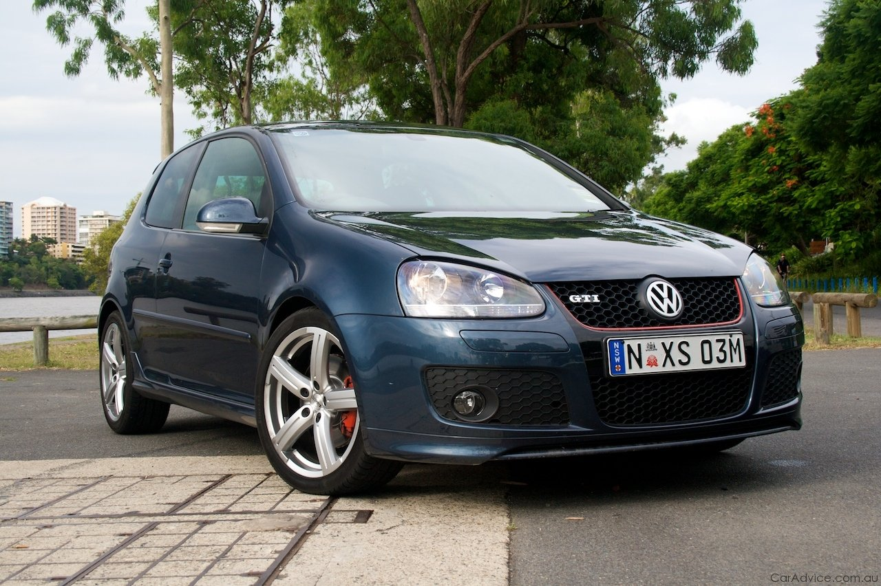 2009 volkswagen golf gti pirelli review caradvice. Black Bedroom Furniture Sets. Home Design Ideas