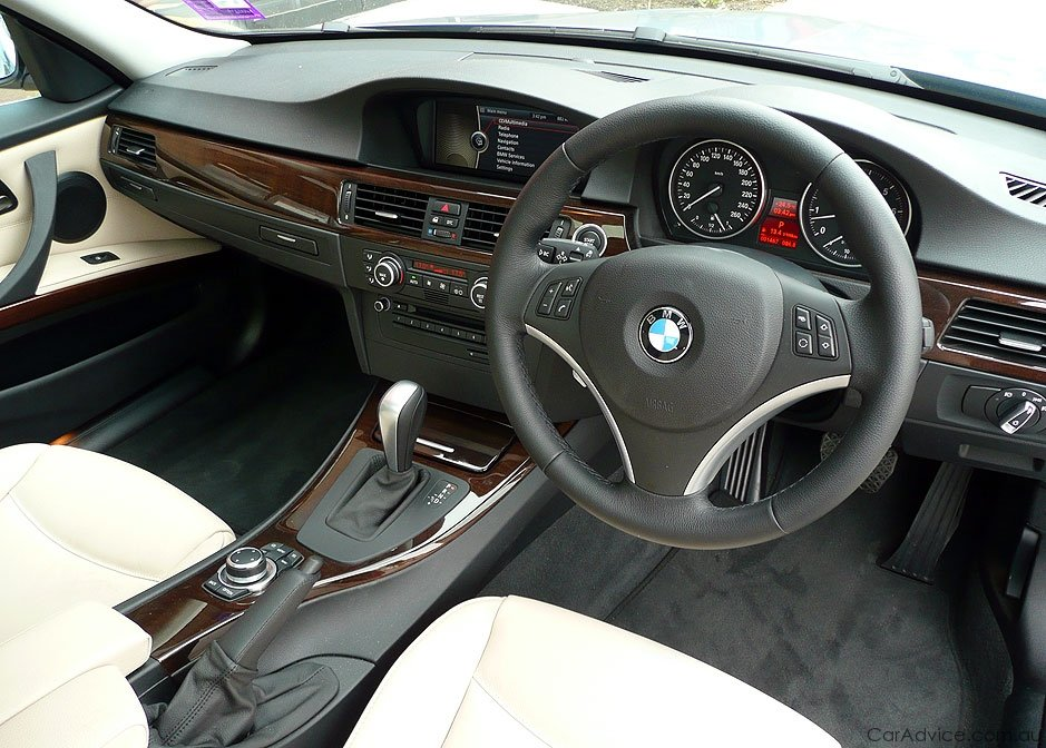 2009 bmw 3 series review road test caradvice auto design. Black Bedroom Furniture Sets. Home Design Ideas