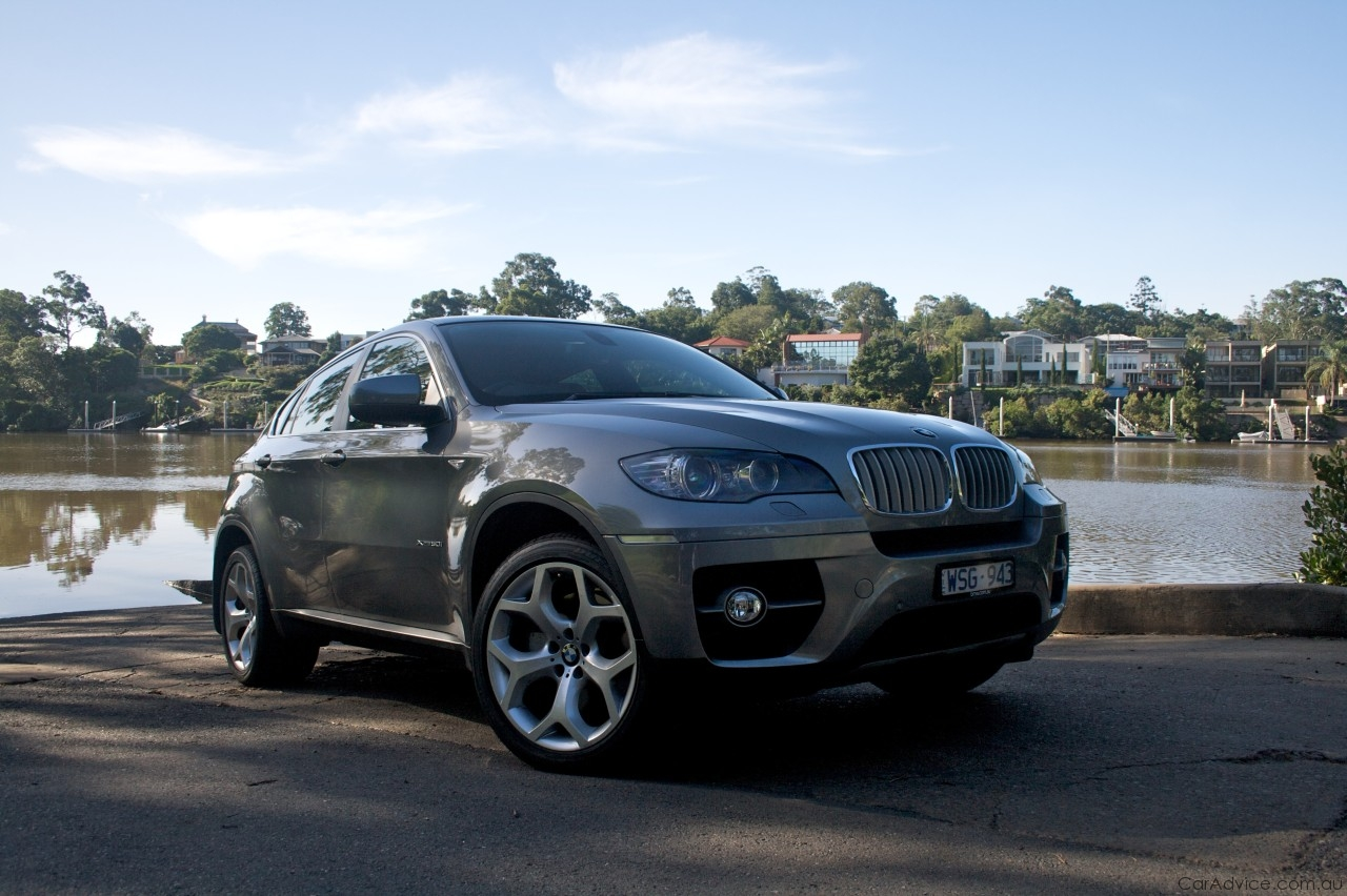 2009 Bmw X6 Review Amp Road Test Caradvice