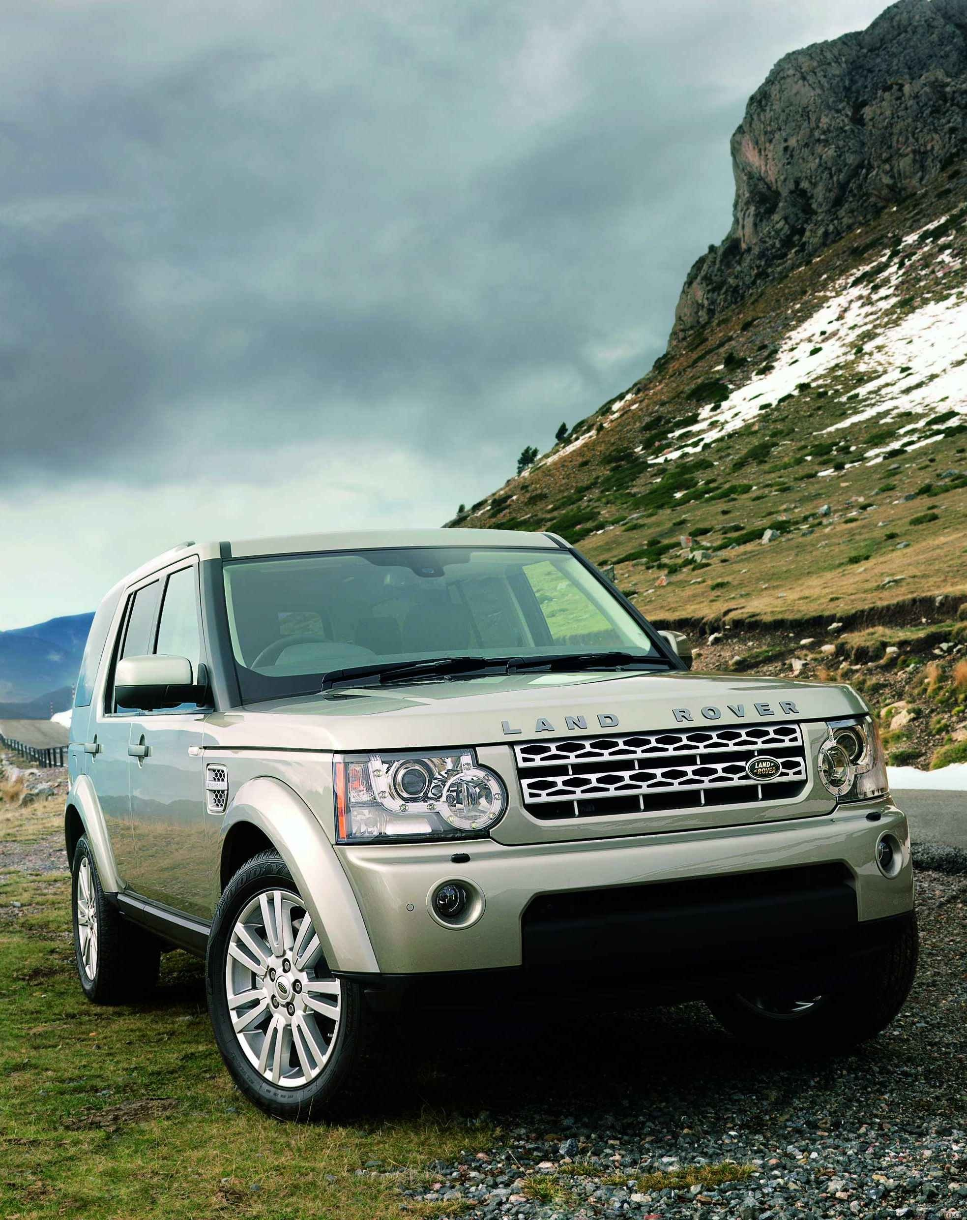 2009 land rover discovery 4 revealed photos 1 of 7. Black Bedroom Furniture Sets. Home Design Ideas