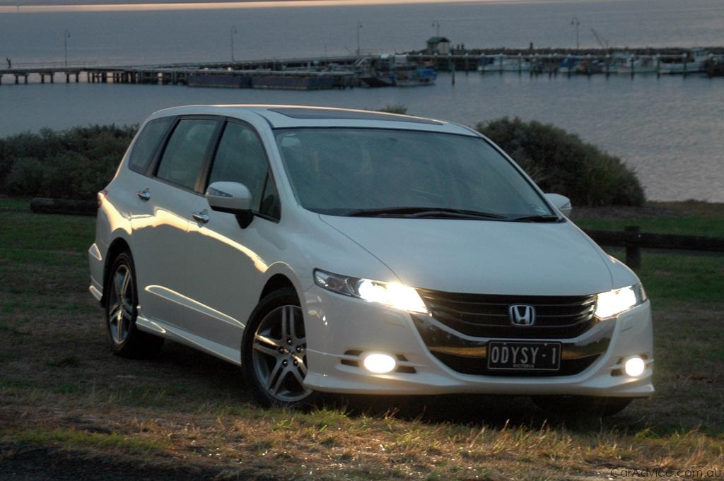 2009 Honda Odyssey Review Caradvice