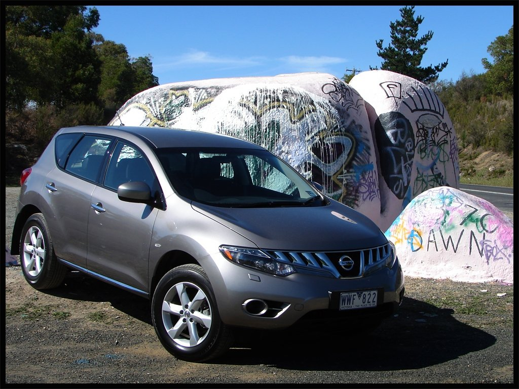 2009 Nissan Murano Review Amp Road Test Caradvice