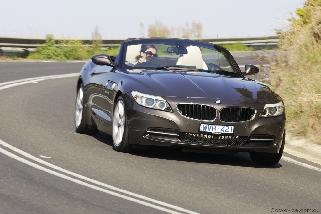 2009 Bmw Z4 Review Photos 1 Of 25