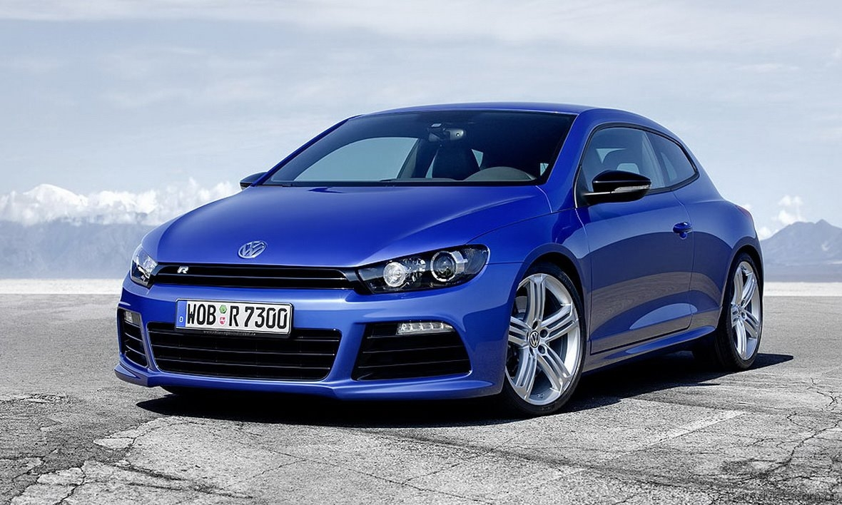 2009 volkswagen scirocco r debuts photos 1 of 21. Black Bedroom Furniture Sets. Home Design Ideas