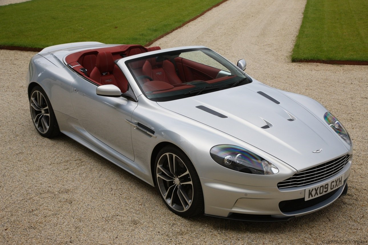 Aston Martin Dbs Volante Review Photos 1 Of 50