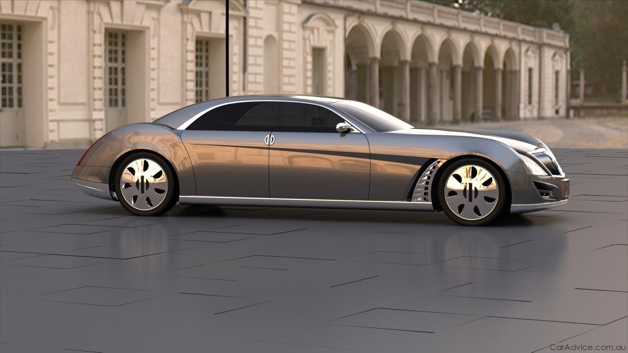 dimora natalia sls 2 sport luxury sedan photos 1 of 10. Black Bedroom Furniture Sets. Home Design Ideas