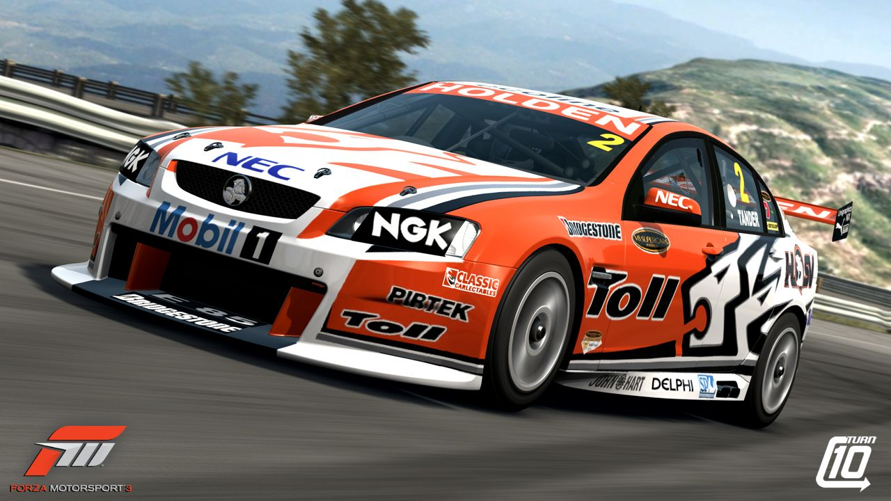 Supercars Confirmed For Forza Photos Of