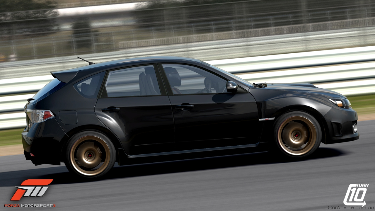 Sti Movers Reviews Forza Motorsport 3 first impressions - Photos (1 of 9)