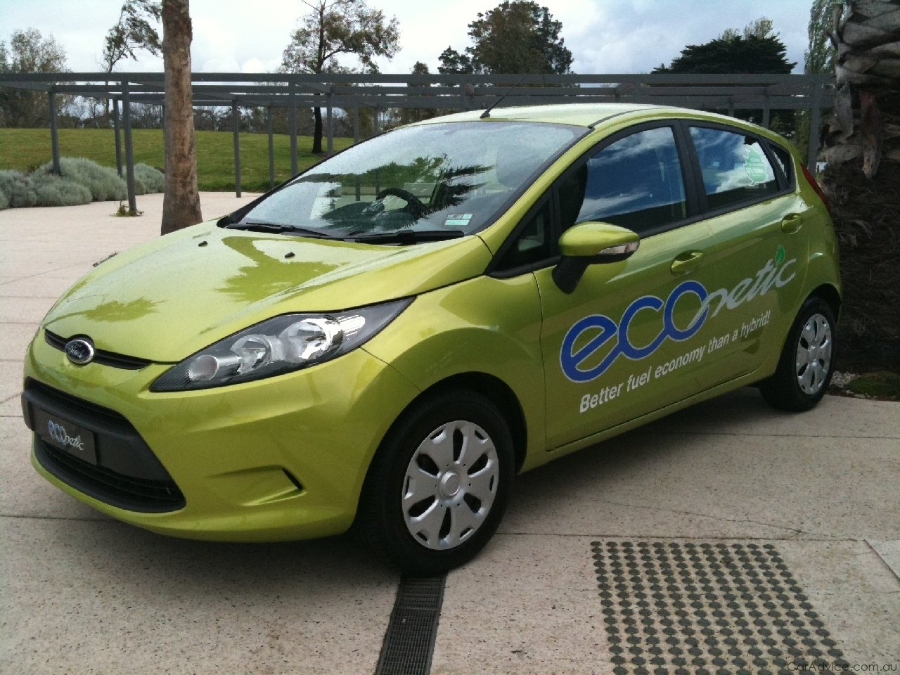 Ford Fiesta Econetic - Australiau0027s most fuel efficient car : most fuel efficient ford cars - markmcfarlin.com