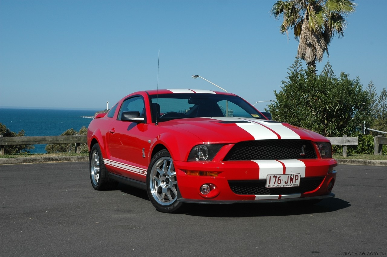 ford mustang shelby gt500 review caradvice. Black Bedroom Furniture Sets. Home Design Ideas