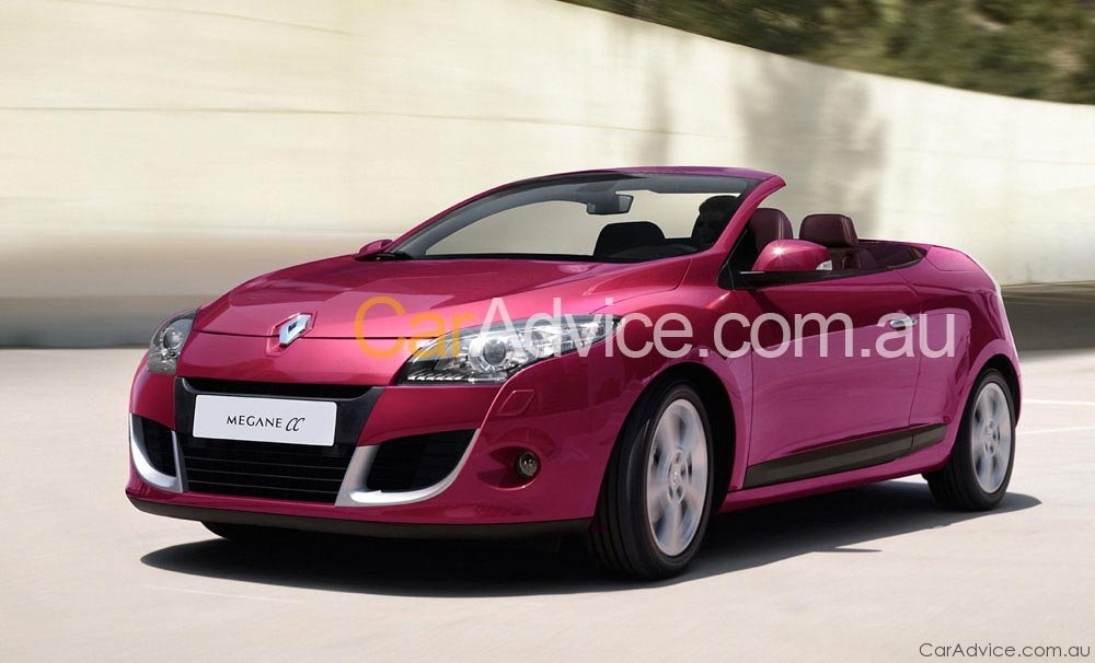 2010 renault megane cc spy pics photos 1 of 2. Black Bedroom Furniture Sets. Home Design Ideas