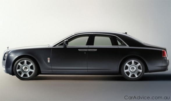 rolls royce ghost hybrid on the drawing board photos 1 of 1. Black Bedroom Furniture Sets. Home Design Ideas