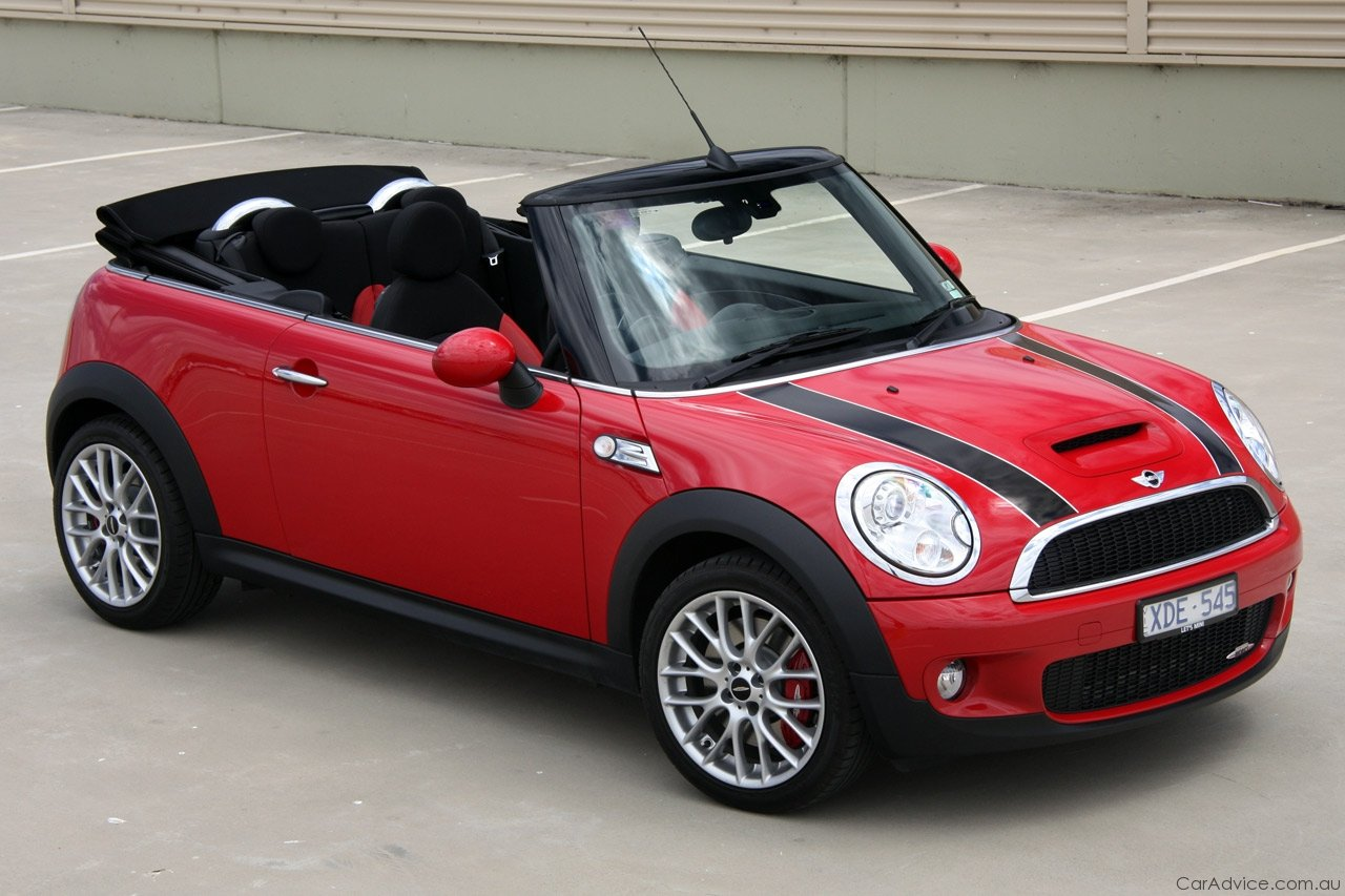 Mini John Cooper Works Cabrio Review Amp Road Test Caradvice