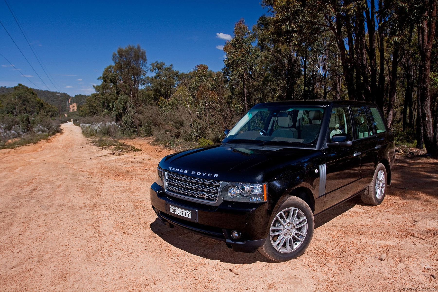 range rover vogue review road test caradvice. Black Bedroom Furniture Sets. Home Design Ideas