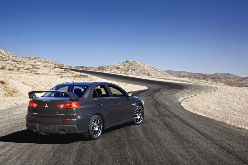 mitsubishi lancer evolution xi could go hybrid - Mitsubishi Evolution 11