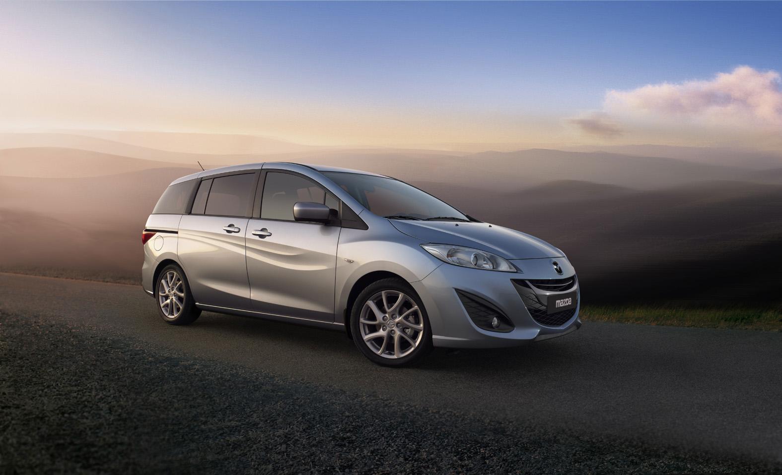 Mazda Mazda5 - Wikicars