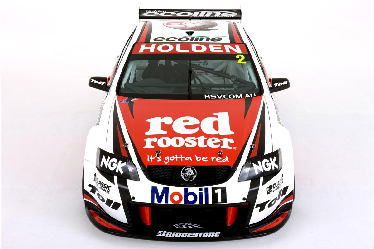 2010 Toll Holden Racing Team V8 Supercar Commodores ...