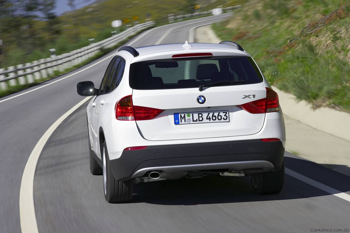 BMW X1 Launched  BMWs entry SUV X1  Photos 1 of 31