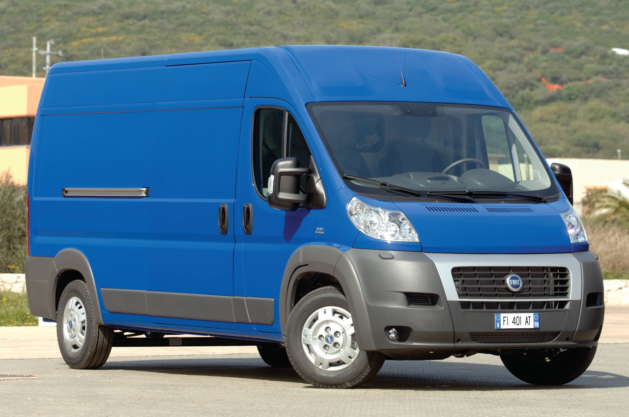 Fiat Ducato UK's best motor home base - Photos (1 of 3)