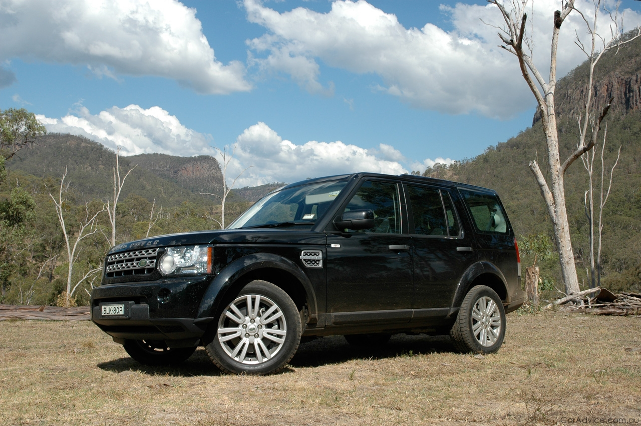 Land Rover Discovery 4 Review Amp Road Test Caradvice