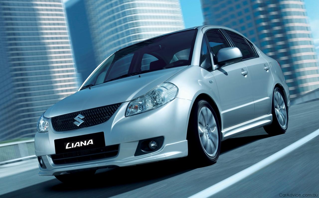 Suzuki Sx4  U0026 Liana Review  2010