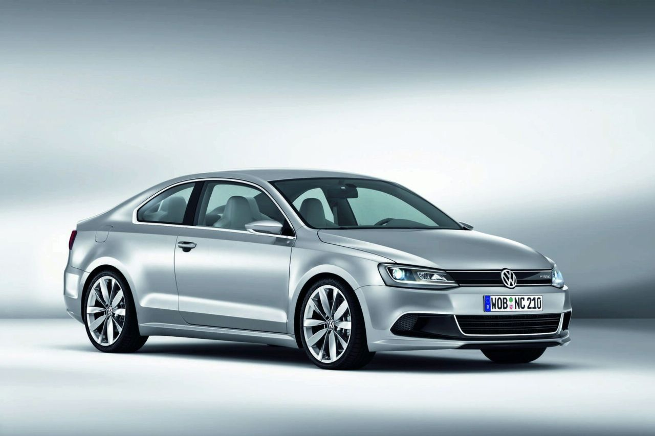 vw new compact coupe previews new jetta design photos 1. Black Bedroom Furniture Sets. Home Design Ideas