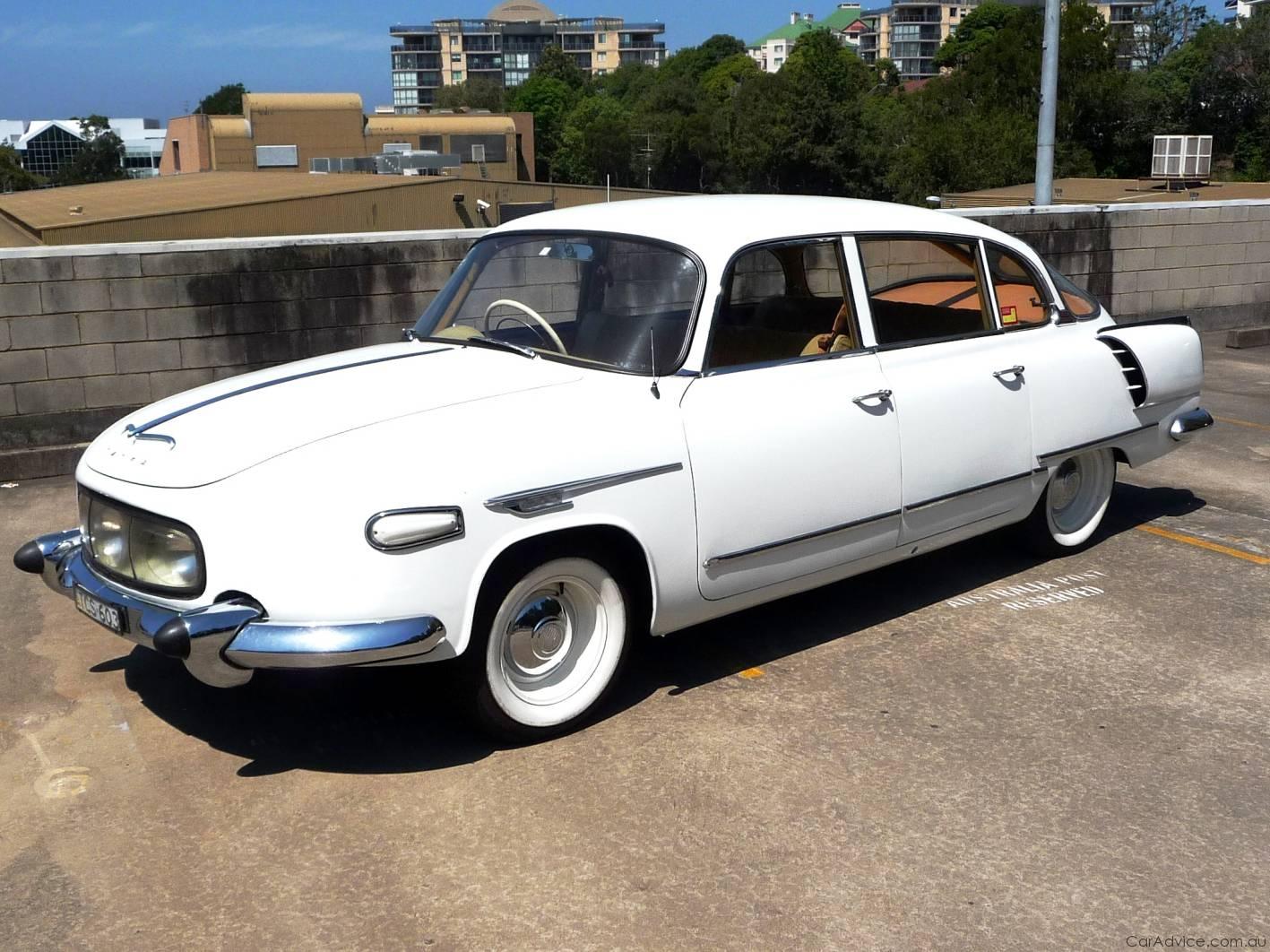Classic Car Showrooms Sydney