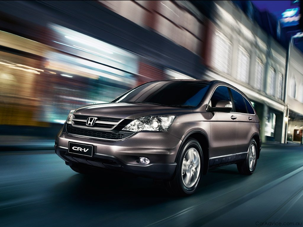 2010 Honda CR-V launched in Australia - Photos (1 of 4)