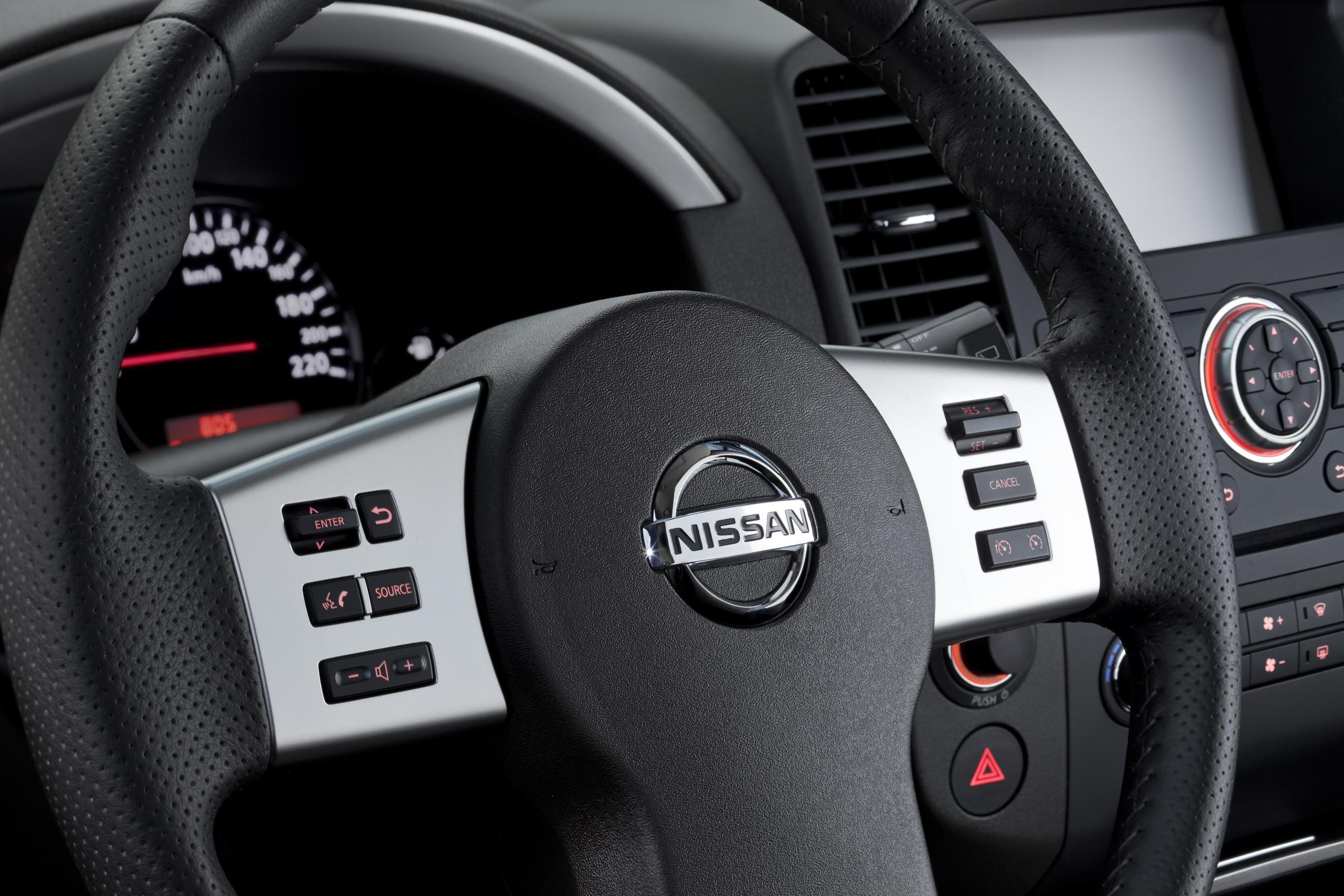 2010 Nissan Navara, Pathfinder revealed, no V6 diesel for ...