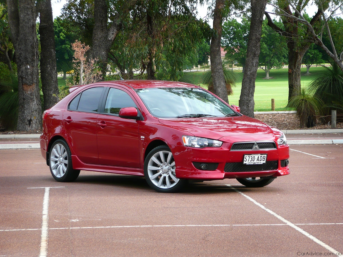 Mitsubishi Lancer Sportback Review Amp Road Test Caradvice