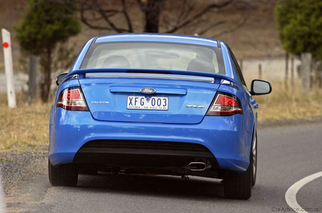 Ford Falcon Xr6 Review Amp Road Test Caradvice