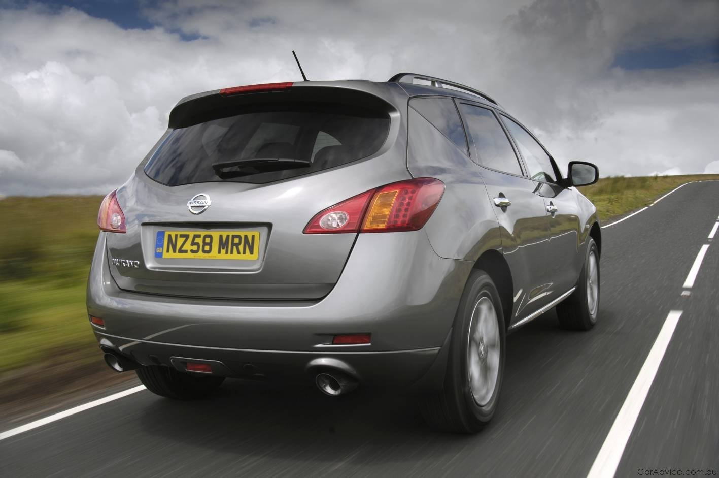 2010 Nissan Murano Updated Photos 1 Of 17